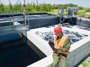 The History of Water Treatment