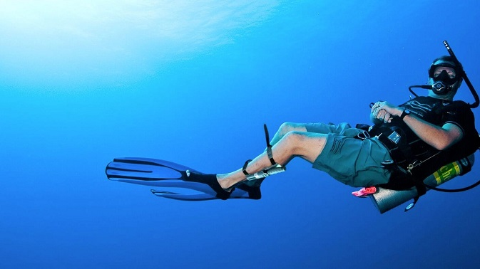 What to Wear When Scuba Diving